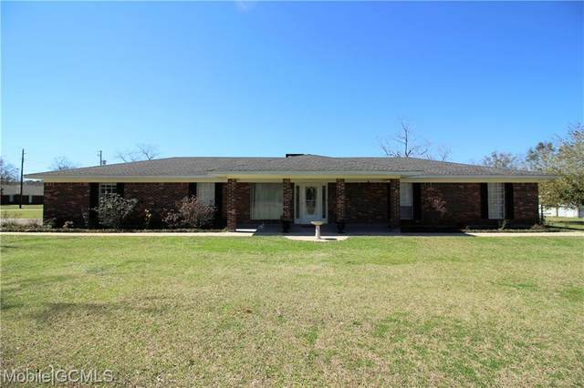 12700 Orchard Drive, Grand Bay, AL 36541 (MLS #649540) :: Mobile Bay Realty