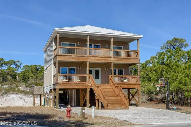 200 Magnolia Court, Dauphin Island, AL 36528 (MLS #649543) :: JWRE Powered by JPAR Coast & County