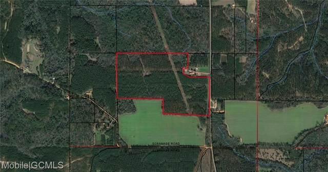 0 Booneville Road, Atmore, AL 36502 (MLS #649593) :: JWRE Powered by JPAR Coast & County