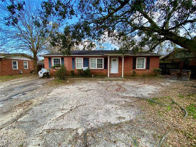 3009 Curry Drive, Mobile, AL 36605 (MLS #649604) :: Berkshire Hathaway HomeServices - Cooper & Co. Inc., REALTORS®