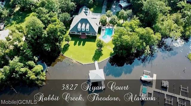 3827 Ryan Court, Theodore, AL 36582 (MLS #649616) :: Mobile Bay Realty