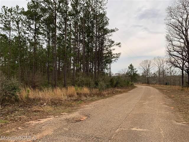 0 Hunters Trail #1, Citronelle, AL 36522 (MLS #649620) :: Berkshire Hathaway HomeServices - Cooper & Co. Inc., REALTORS®