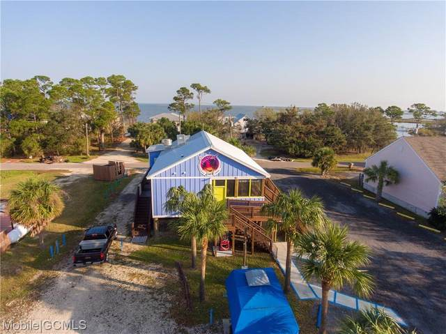 1610 Bienville Boulevard, Dauphin Island, AL 36528 (MLS #649645) :: JWRE Powered by JPAR Coast & County