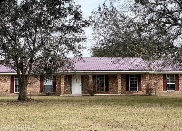 25 State Line Road S, Wilmer, AL 36587 (MLS #649653) :: Mobile Bay Realty
