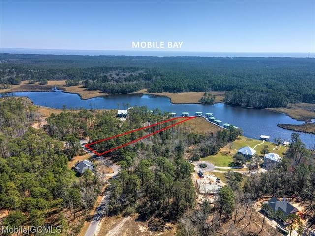 0 Palmeto Point Lot 11, Theodore, AL 36582 (MLS #649676) :: Elite Real Estate Solutions