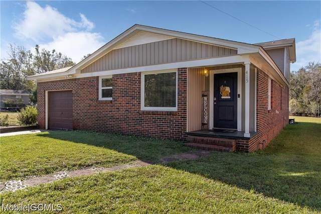 415 Bayou Sara Avenue, Saraland, AL 36571 (MLS #649793) :: Berkshire Hathaway HomeServices - Cooper & Co. Inc., REALTORS®
