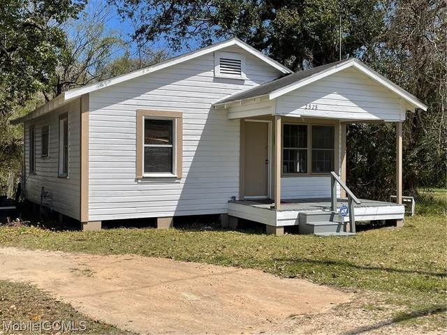 2830 Old Shell Road, Mobile, AL 36607 (MLS #649926) :: Mobile Bay Realty