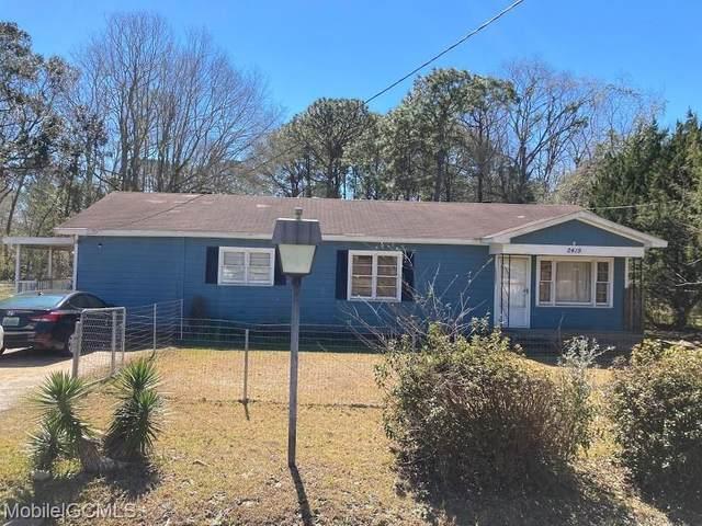 2419 Arc Road, Mobile, AL 36605 (MLS #649964) :: Berkshire Hathaway HomeServices - Cooper & Co. Inc., REALTORS®