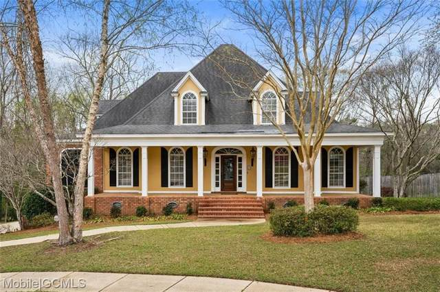5716 Oakleigh Trace Court, Mobile, AL 36693 (MLS #649981) :: Mobile Bay Realty