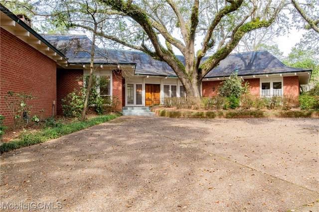 55 Wimbledon Drive W, Mobile, AL 36608 (MLS #650132) :: Elite Real Estate Solutions