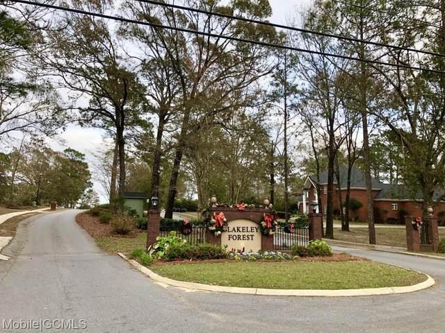 0 Ohara Drive, Spanish Fort, AL 36527 (MLS #650229) :: Elite Real Estate Solutions