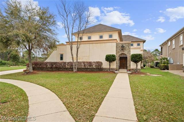 1055 Grand Heron Court W, Mobile, AL 36693 (MLS #650285) :: Mobile Bay Realty