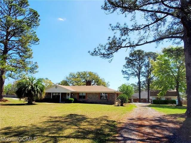11690 Hillside Drive S, Irvington, AL 36544 (MLS #650317) :: Mobile Bay Realty