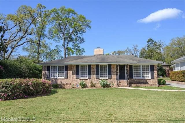 155 Oakway Drive, Mobile, AL 36608 (MLS #650325) :: Berkshire Hathaway HomeServices - Cooper & Co. Inc., REALTORS®
