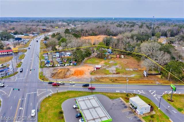 7350 Old Pascagoula Road, Theodore, AL 36582 (MLS #650399) :: Mobile Bay Realty