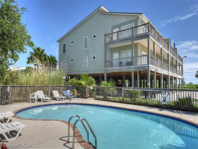 1514 Cadillac Avenue 2A, Dauphin Island, AL 36528 (MLS #650435) :: Berkshire Hathaway HomeServices - Cooper & Co. Inc., REALTORS®