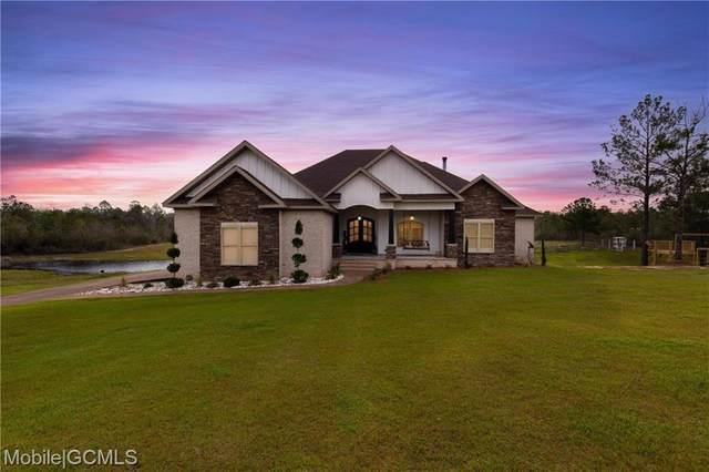 13000 Roberts Road, Chunchula, AL 36521 (MLS #650439) :: Berkshire Hathaway HomeServices - Cooper & Co. Inc., REALTORS®