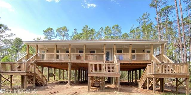 1410 O'hara Lane, Dauphin Island, AL 36528 (MLS #650527) :: Berkshire Hathaway HomeServices - Cooper & Co. Inc., REALTORS®