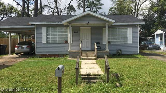 3407 Kay Street, Whistler, AL 36612 (MLS #650528) :: Mobile Bay Realty