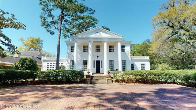 1 Croydon Road, Mobile, AL 36608 (MLS #650553) :: Berkshire Hathaway HomeServices - Cooper & Co. Inc., REALTORS®