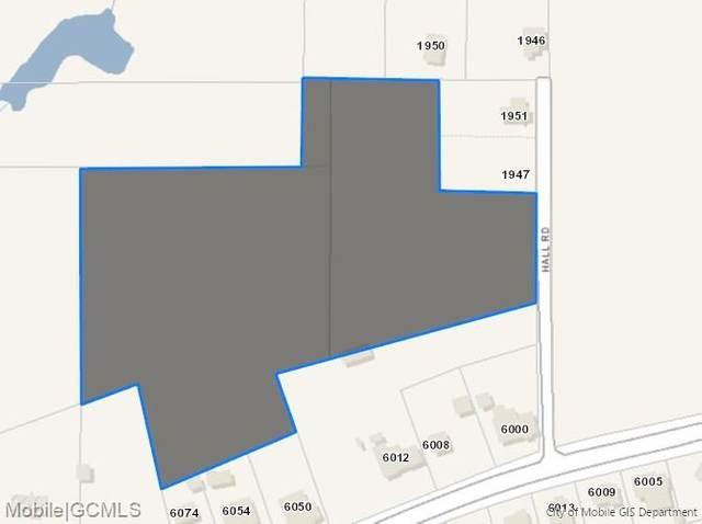 0 Hall Road, Mobile, AL 36618 (MLS #650564) :: Berkshire Hathaway HomeServices - Cooper & Co. Inc., REALTORS®