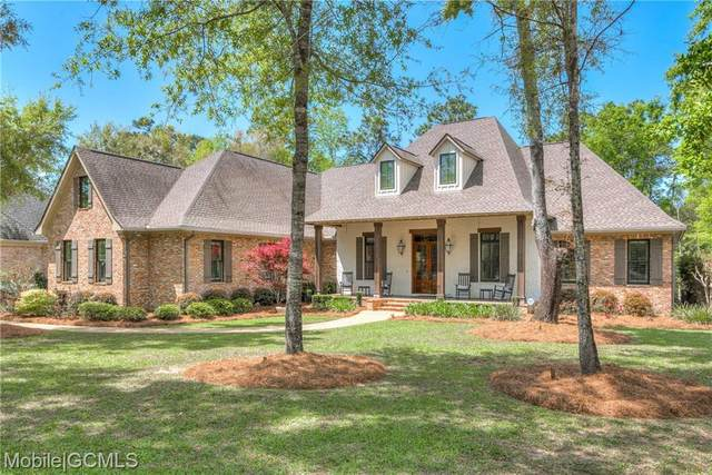 545 Falling Water Boulevard, Fairhope, AL 36532 (MLS #650610) :: Elite Real Estate Solutions