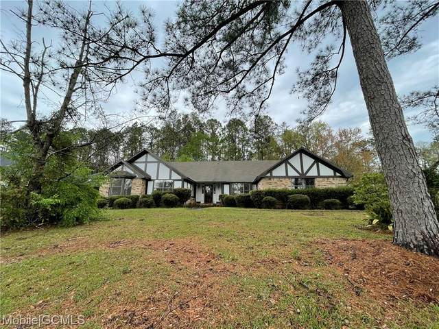 401 Golfview Drive, Jackson, AL 36545 (MLS #650688) :: Elite Real Estate Solutions