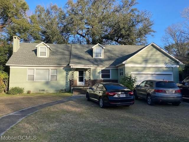 207 Glenwood Street, Mobile, AL 36606 (MLS #650717) :: Berkshire Hathaway HomeServices - Cooper & Co. Inc., REALTORS®