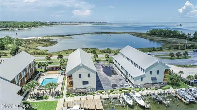 620 Lemoyne Drive 7B, Dauphin Island, AL 36528 (MLS #650719) :: Berkshire Hathaway HomeServices - Cooper & Co. Inc., REALTORS®