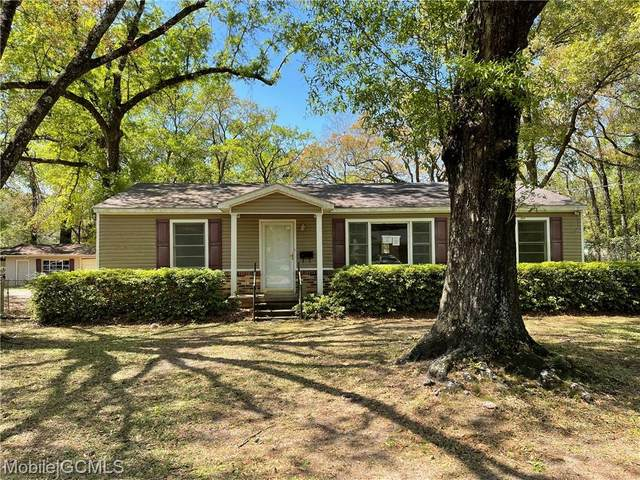1626 Rochelle Street, Mobile, AL 36693 (MLS #650742) :: Elite Real Estate Solutions