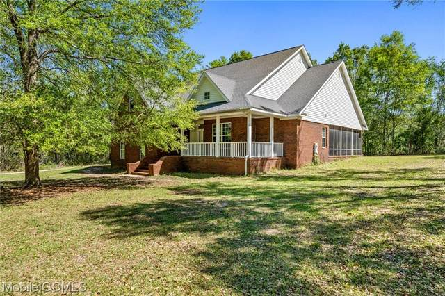 15720 Perone Creek Lane, Loxley, AL 36551 (MLS #650798) :: Elite Real Estate Solutions
