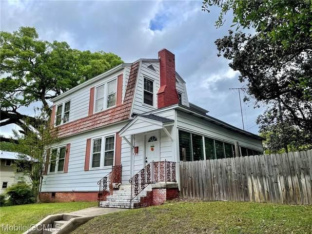 323 5TH Street, Chickasaw, AL 36611 (MLS #650836) :: JWRE Powered by JPAR Coast & County