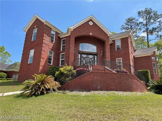 6590 Lubarrett Way, Mobile, AL 36695 (MLS #650855) :: Berkshire Hathaway HomeServices - Cooper & Co. Inc., REALTORS®
