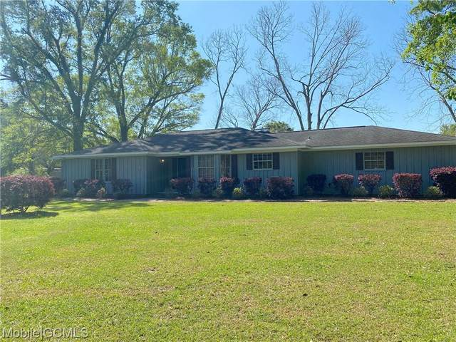 4201 Fowl River Road, Theodore, AL 36582 (MLS #650862) :: Berkshire Hathaway HomeServices - Cooper & Co. Inc., REALTORS®