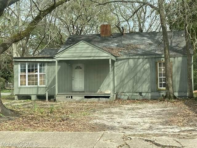 1301 Greenwood Avenue, Mobile, AL 36605 (MLS #650863) :: Mobile Bay Realty