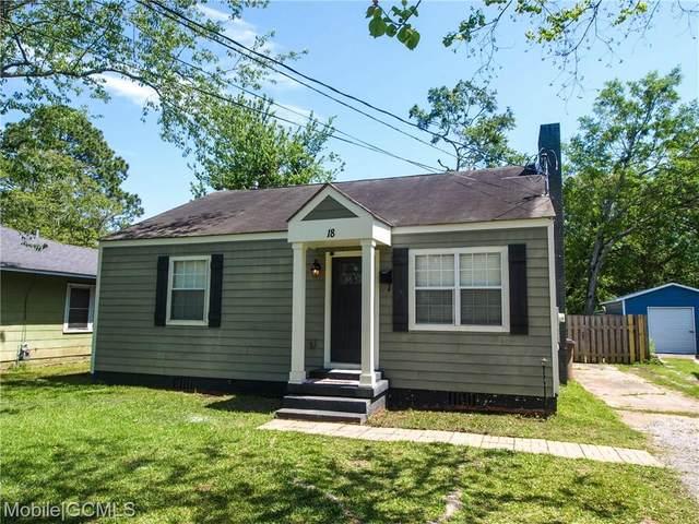 18 Kirby Street, Mobile, AL 36607 (MLS #650870) :: Berkshire Hathaway HomeServices - Cooper & Co. Inc., REALTORS®