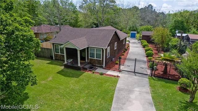 6771 Old Pascagoula Road, Theodore, AL 36582 (MLS #650883) :: Berkshire Hathaway HomeServices - Cooper & Co. Inc., REALTORS®