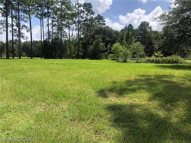 0 March Pointe Drive #34, Theodore, AL 36582 (MLS #650903) :: Mobile Bay Realty
