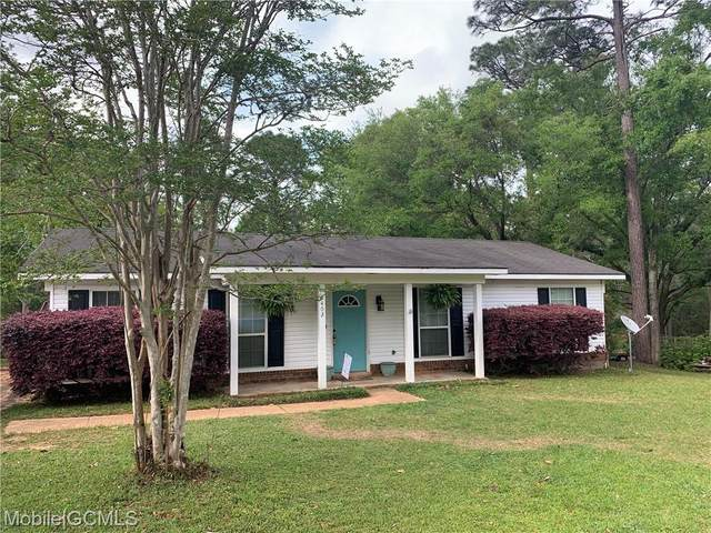 9402 Cottage Way, Mobile, AL 36695 (MLS #650906) :: Elite Real Estate Solutions