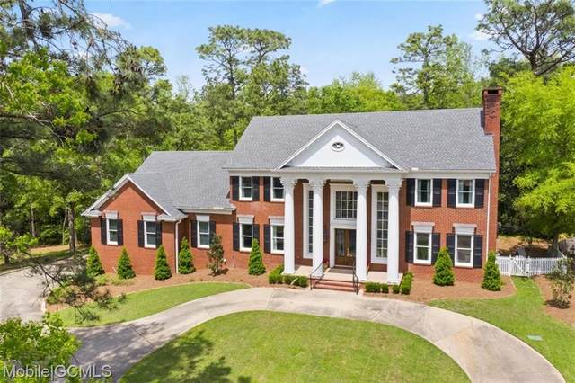 1808 Canebrake Court N, Mobile, AL 36695 (MLS #650931) :: Berkshire Hathaway HomeServices - Cooper & Co. Inc., REALTORS®