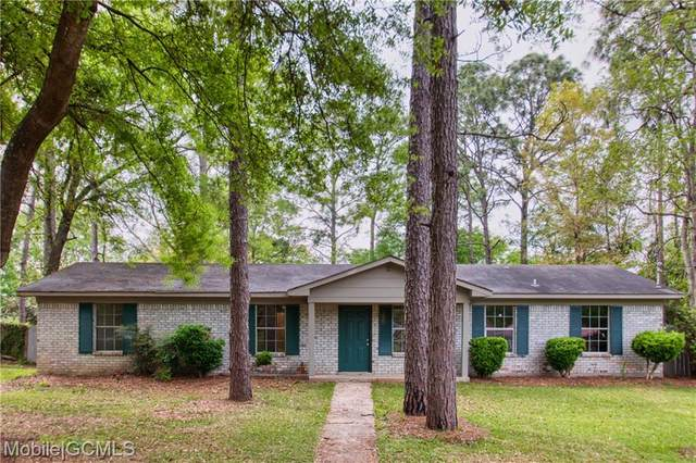 2966 Bungalow Court N, Mobile, AL 36695 (MLS #650934) :: Elite Real Estate Solutions