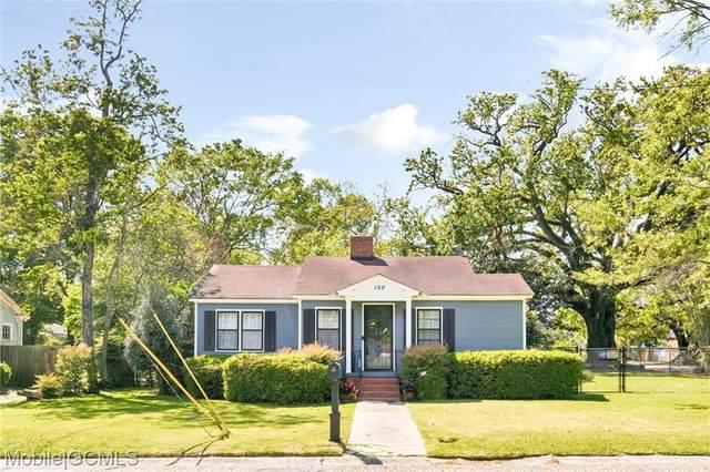 150 Pinehill Drive, Mobile, AL 36606 (MLS #650951) :: Berkshire Hathaway HomeServices - Cooper & Co. Inc., REALTORS®