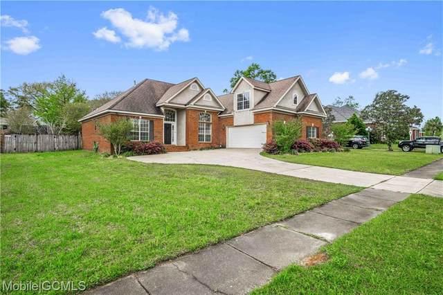27 Tupelo Drive, Saraland, AL 36571 (MLS #650958) :: Berkshire Hathaway HomeServices - Cooper & Co. Inc., REALTORS®