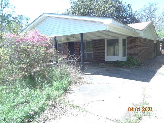 4952 Mackenzie Drive, Mobile, AL 36619 (MLS #650966) :: Elite Real Estate Solutions