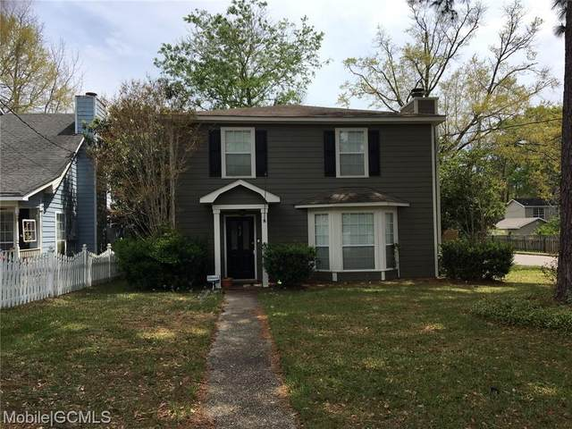 817 Linlen Avenue, Mobile, AL 36609 (MLS #650975) :: Berkshire Hathaway HomeServices - Cooper & Co. Inc., REALTORS®