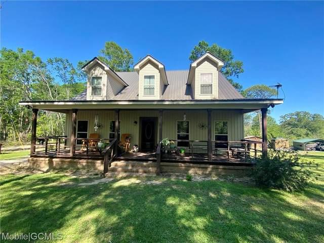 18846 Prine Road, Citronelle, AL 36522 (MLS #651005) :: Berkshire Hathaway HomeServices - Cooper & Co. Inc., REALTORS®