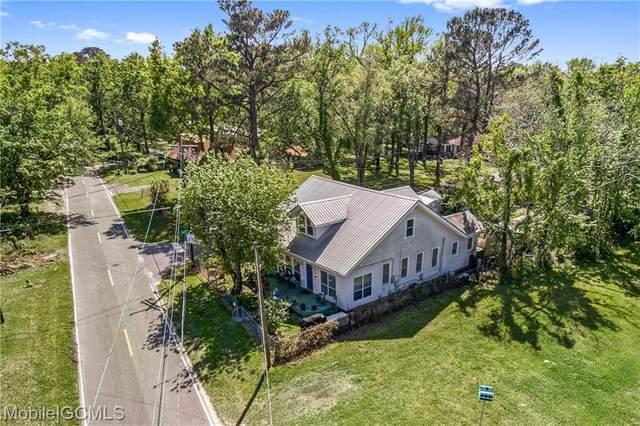 3818 Bay Front Road, Mobile, AL 36605 (MLS #651010) :: Elite Real Estate Solutions