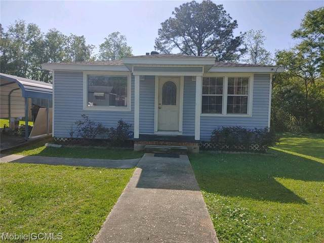 203 Grand Boulevard, Chickasaw, AL 36611 (MLS #651043) :: Berkshire Hathaway HomeServices - Cooper & Co. Inc., REALTORS®
