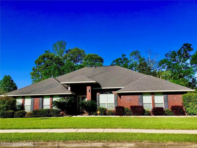 5330 Mossberg Drive S, Theodore, AL 36582 (MLS #651049) :: Mobile Bay Realty