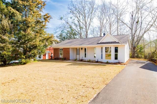 733 Hale Road, Mobile, AL 36608 (MLS #651059) :: Elite Real Estate Solutions